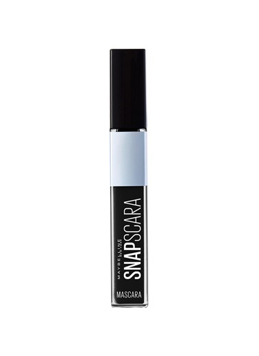 Maybelline Maybelline New York Snapscara Maskara - Pitch Black (Siyah) Siyah